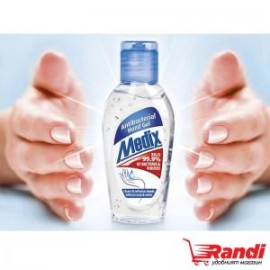 Дезинфекциращ гел за ръце Медикс 60мл.