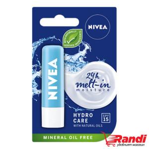 Балсам за устни Hydro Care Nivea 4.8гр.