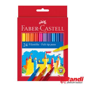 Флумастери Faber Castell 24 цвята