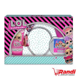 Комплект L.O.L. surprise с подарък диадема