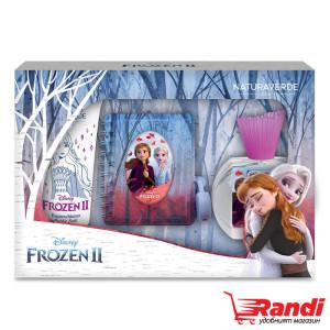 Комплект Frozen с подарък тефтерче