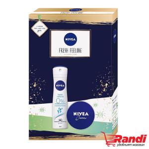 Комплект Nivea Fresh Feeling