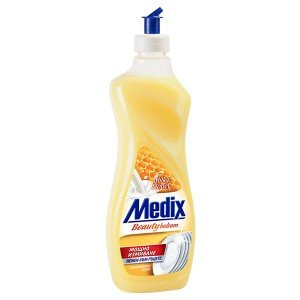 Препарат за съдове Medix балсам Milk&Honey 450мл.