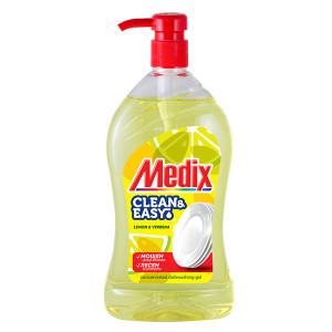 Препарат за съдове Medix лимон 800мл. помпа