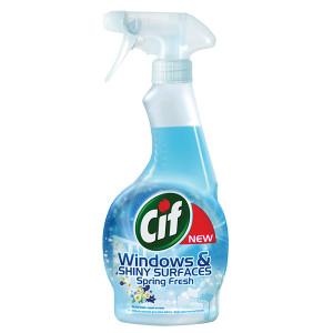Препарат за прозорци Cif 500мл. спрей