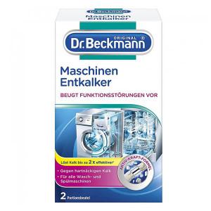 Препарат против котлен камък в електроуреди Dr.Beckmann 2*50гр