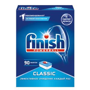 Таблетки за съдомиална Finish Classic 90 бр.