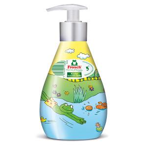 Течен сапун за деца Frosch с помпа 300мл.