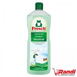 Универсален почистващ препарат Frosch Neutral 1л.
