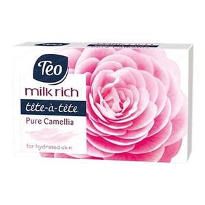 Сапун Тео Tete-a-tete Pure Camellia 100гр.