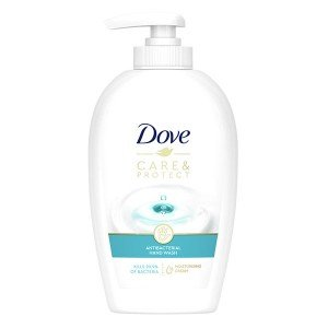 Течен сапун Dove Care&Protect 250мл.