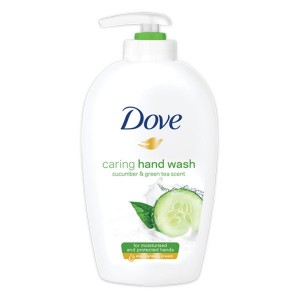 Течен сапун Dove cucumber&green tea 250мл.