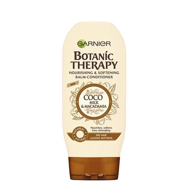 Балсам Coco Milk & Macadamia Garnier Botanic Therapy 200мл.
