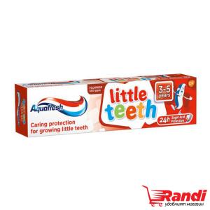 Паста за зъби Aquafresh Little Teeth от 3 до 5г. (Малки зъбки) 50мл.