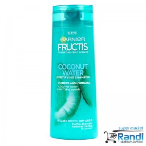 Шампоан Garnier Fructis Coconut Water 250мл.