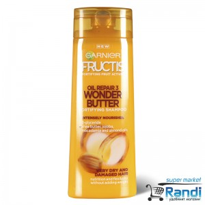 Шампоан Garnier Fructis Oil Repair3 Wonder Butter 250мл.