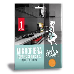 Микрофибърна кърпа за прах Anna Zaradna 1бр.