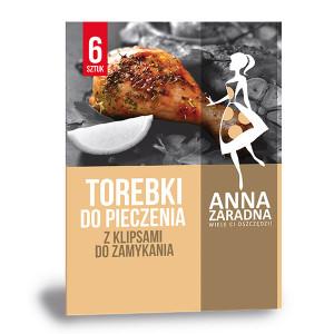 Торбички за печене Anna Zaradna 6бр.