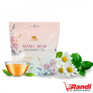 Чай Mama The Green Bear 160гр.