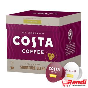 Кафе капсули Costa Cappuccino 146,4гр.