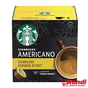 Starbucks Americano Veranda Blend Dolce Gusto 12бр.(Н)