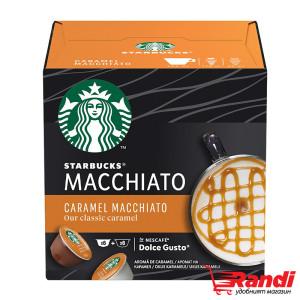 Starbucks Macchiato Caramel Dolce Gusto 12бр.