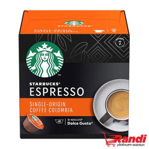 Starbucks Espresso Colombia Dolce Gusto 12бр.