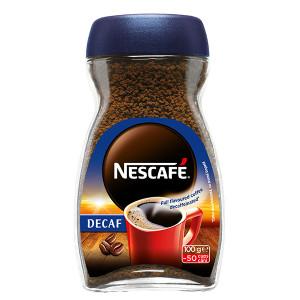 Разтворимо кафе Nescafe без кофеин 100гр.