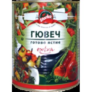 Гювеч готово ястие Storko 850мл. консерва