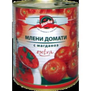 Млени домати с магданоз Storko 850мл. консерва