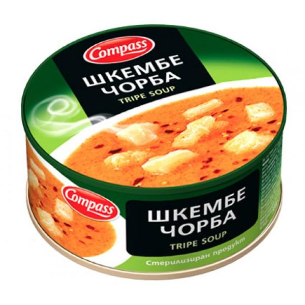 Шкембе чорба Компас 300гр.