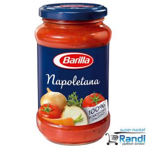 Сос за спагети Неаполитана Barilla 400гр.