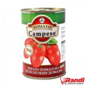 Цели белени домати Campese 400гр.