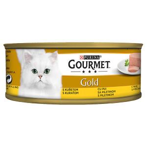 Gourmet Gold пастет с пиле 85гр.
