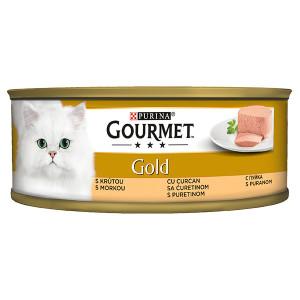 Gourmet Gold пастет с пуйка 85гр.