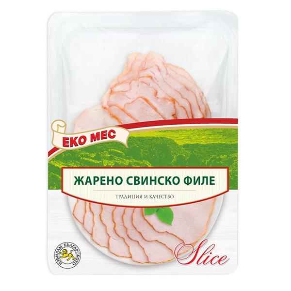 Жарено свинско филе Еко Мес 150гр.