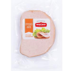Пуешко филе нарязано Меско 190гр.