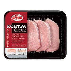Свинко контра филе Бони 400гр.