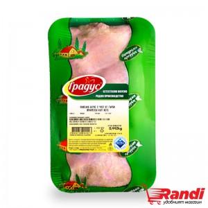 Пилешки бут охладен Градус 5.69лв./кг. - предложената цена е за 500гр.