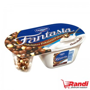 Danone Fantasia шоколадови топчета 100гр.