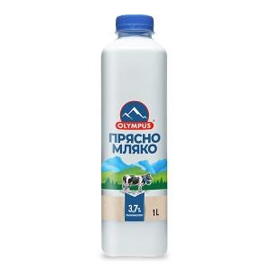 Прясно краве мляко Olympus 3,7% 1л.