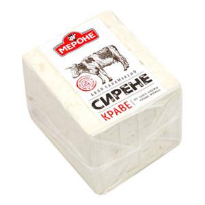 Краве сирене Мероне 800гр. вакуум