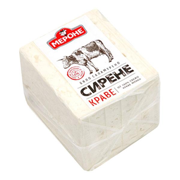 Краве сирене Мероне 800гр.