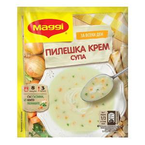 Пилешка крем супа Maggi 54гр.
