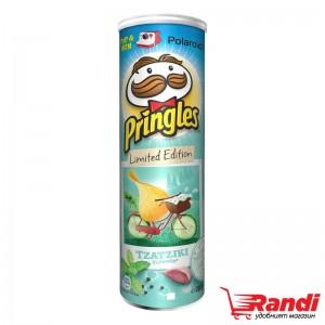 Чипс Pringles Tzatziki 200гр.