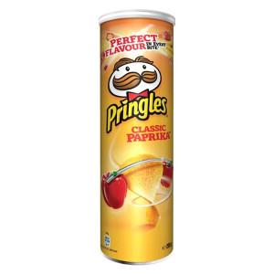 Чипс Pringles класическа чушка 165гр.