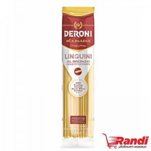 Спагети Kulinaria Linguini Дерони 400гр.
