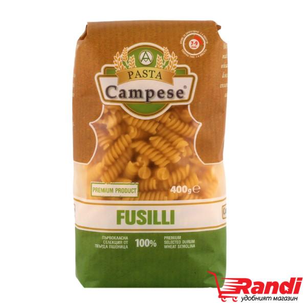 Макарони Фусили Campese 400гр.