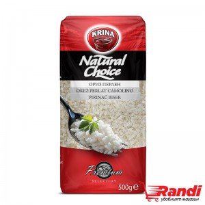Ориз перлен Крина 500гр.