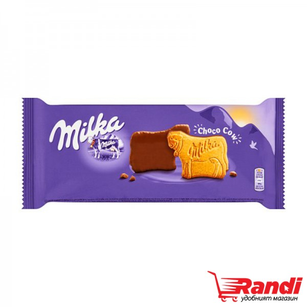 Бисквити Milka Choco Cow 120гр.
